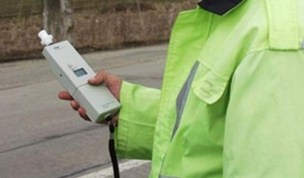 Șofer din Mediaș, depistat băut la volan