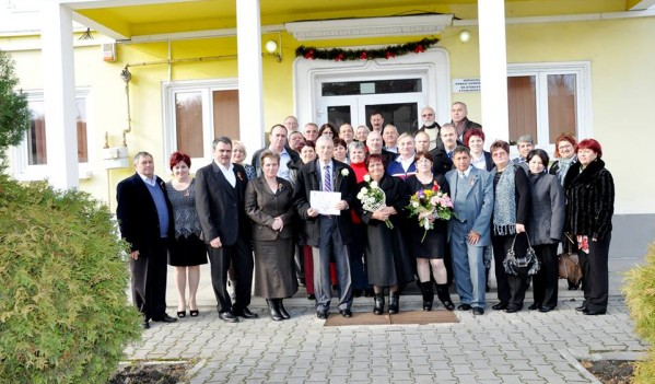 Nunta de Aur și Argint 2015 în Copșa Mică