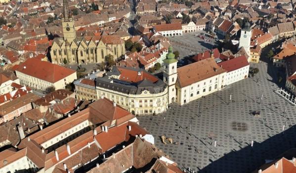 Sibiul va avea peste 40 de centre pentru închirierea de biciclete