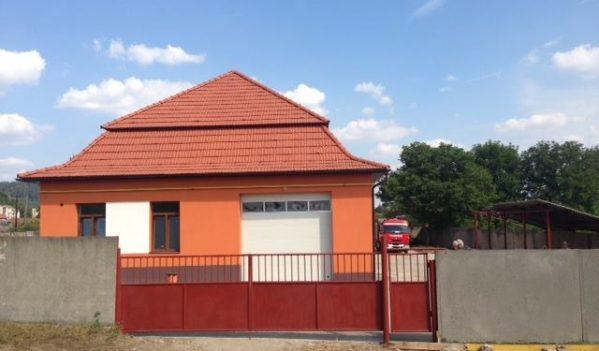 Un nou punct de lucru al ISU Sibiu la Dumbrăveni