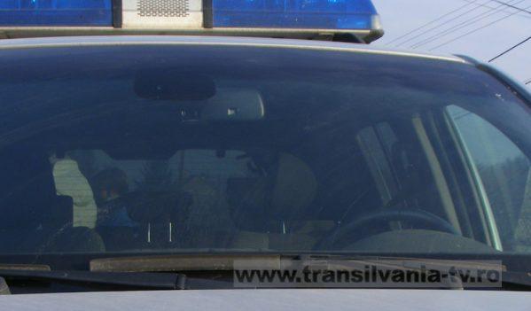 Sibiu: Depistat în timp ce conducea o mașină neînmatriculată