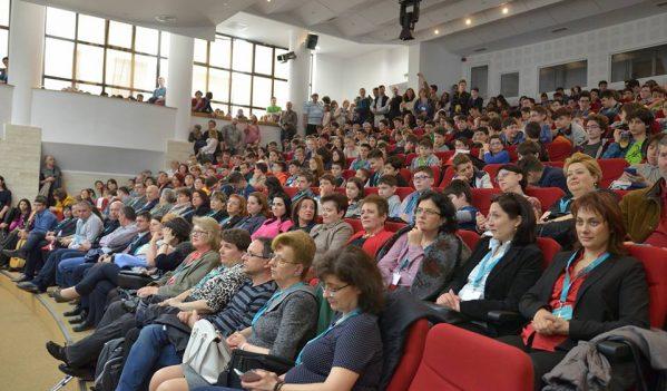 Olimpiada Națională de Informatică pentru gimnaziu se desfășoară în Sibiu