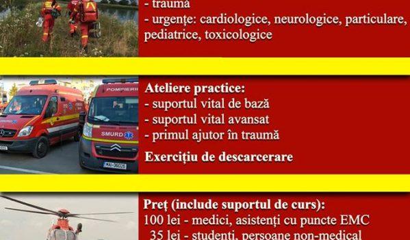 """Simpozion """"Zilele Medicinei de Urgenţă Sibiene"""""""