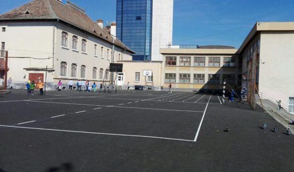 """Școala """"Regina Maria"""" din Sibiu va fi extinsă"""