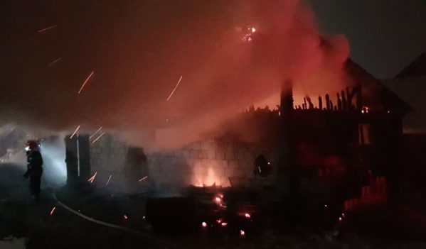 ISU Sibiu – Intervenții din ultimele 48 ore