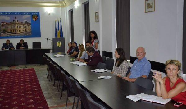Şedinţă ordinară a Grupului Judeţean Mixt pentru Romi Sibiu