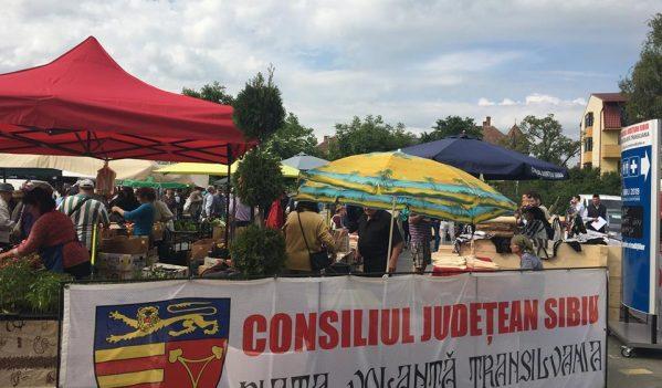 Producători locali din Polonia, în vizită la Sibiu