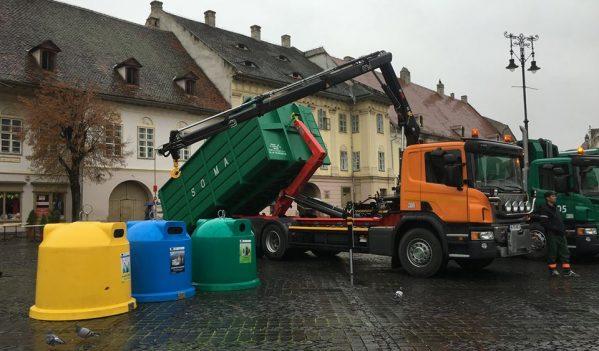 Județul Sibiu va avea un Plan de gestionare a deșeurilor pentru perioada 2019 – 2025