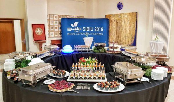 Bucate sibiene, la Ambasada României de la Berlin