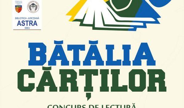 Concurs de lectură la Biblioteca Județeană ASTRA Sibiu