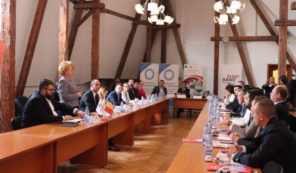 Caravana Smart City a ajuns și în Sibiu