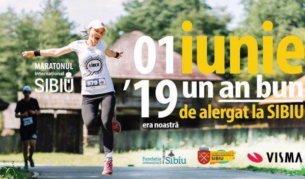 O nouă ediție a Maratonului Internațional Sibiu