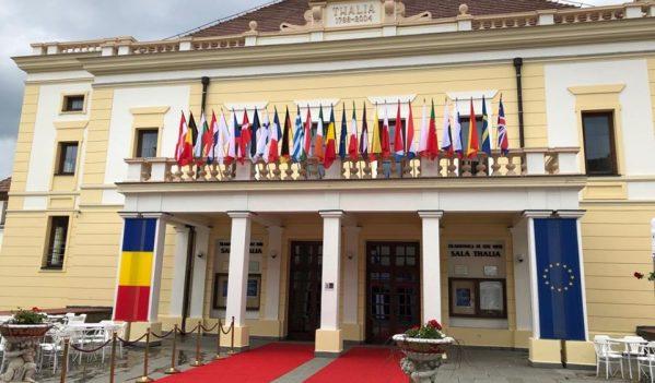 Consiliul Județean Sibiu sărbătorește Ziua Europei