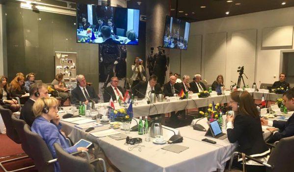 Reprezentanții CJ Sibiu, prezenți în Polonia la o masă rotundă