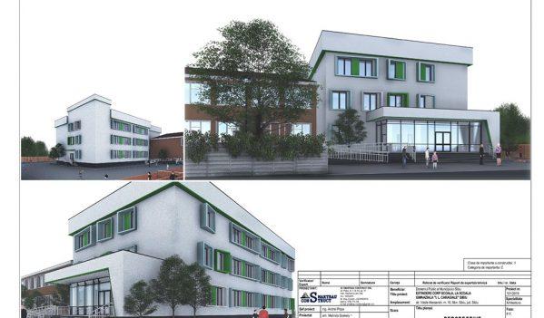 Școala I. L. Caragiale din Sibiu se extinde