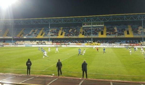 Gaz Metan a învins FC Voluntari cu 1-0