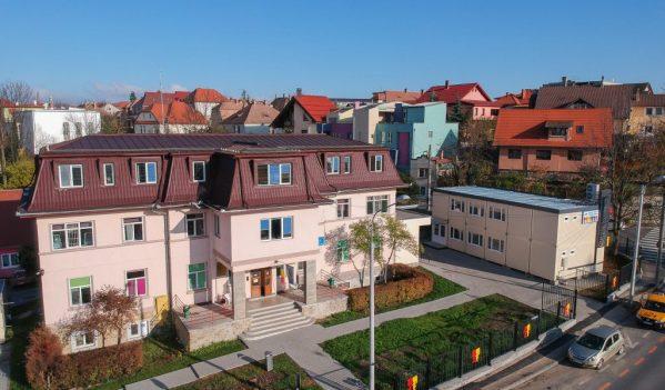 Lucrările de modernizare la Spitalul de Pediatrie Sibiu continuă